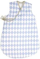 Nobodinoz Baby sleeping bag - diamonds