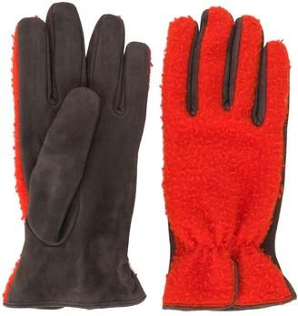 Dell'oglio Paneled Gloves