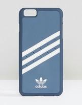 adidas iPhone 6/6s Plus Phone Case In Navy