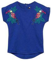 Catimini Girls Embroidered T-shirt