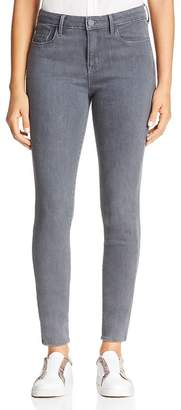Parker Smith Ava Skinny Jeans in Gray Cloud