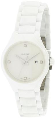 Rado Women's Ceramic Diamond Watch