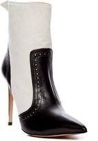 Bruno Magli Onila Genuine Calf Hair Pointed Toe Boot