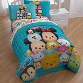 Disney Tsum Tsum Mashup Reversible Comforter