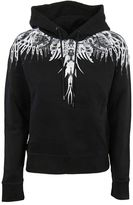 Marcelo Burlon County of Milan Graphic Print Hoodie