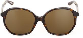 Balenciaga Eyewear Round Oversize Sunglasses