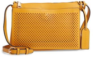 Sole Society Nicoh Faux Leather Crossbody Bag