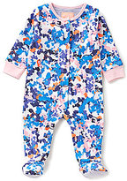 Joules Baby Girls Newborn-9 Months Razamataz Printed Footed Coverall