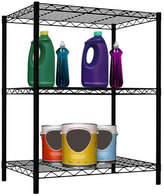 Home Basics Three Shelf Shelving Unit