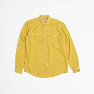 Schnaydermans Schnayderman's - Shirt Boxy Yellow - XS