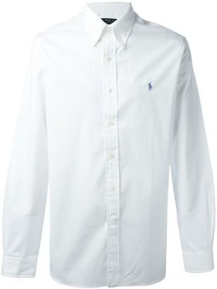 Polo Ralph Lauren button down colour shirt