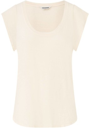 Quincy Round Neck Hemp T-Shirt