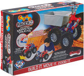 ZOOB Zoob Mobile Monster Trucks Interactive Toy