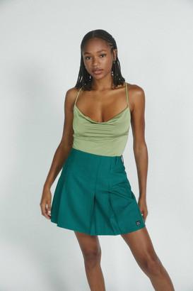Urban Outfitters Box Pleat Mini Skirt