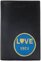 Saint Laurent Love 1971 passport case