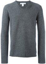 Comme des Garcons classic v-neck sweater