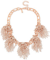 INC International Concepts M. Haskell for Rhinestone Statement Necklace, Created for Macy's