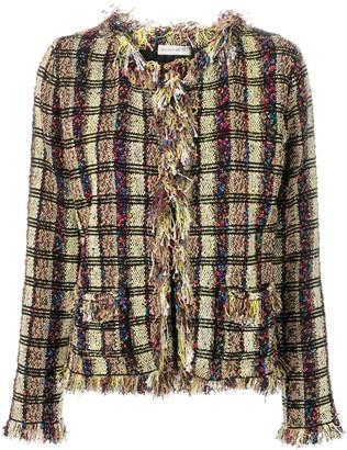 Etro Tweed-Knit Cardigan