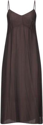 FRIDA ZAZOU 3/4 length dresses