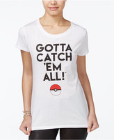 Hybrid Pokémon Juniors' Catch 'Em All Graphic T-Shirt