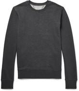 Nudie Jeans Sven Loopback Organic Cotton-Jersey Sweatshirt
