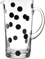 Kate Spade All in Good Taste Deco Dot Pitcher