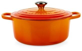 Le Creuset Volcanic Round Casserole Dish (26cm)
