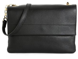 Farrah Leather Crossbody Bag
