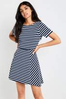 Jack Wills Arnhem Stripe Fit & Flare Dress