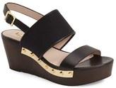Louise et Cie Women's 'Quincy' Platform Wedge Sandal