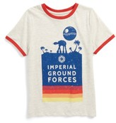Mighty Fine Toddler Boy's X Star Wars(TM) Imperial Ground Forces T-Shirt