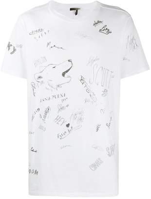 Isabel Marant printed Zewel T-shirt