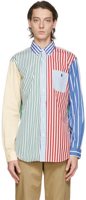 Polo Ralph Lauren Multicolor Striped Fun Shirt