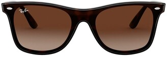 Ray-Ban Square Frame Sunglasses
