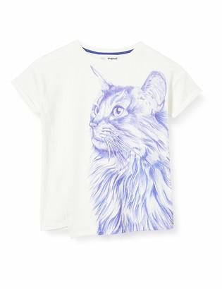 Desigual Girl's Ts_Liverpool T-Shirt
