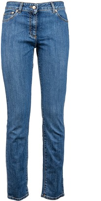 Moschino Classic High Waist Jeans
