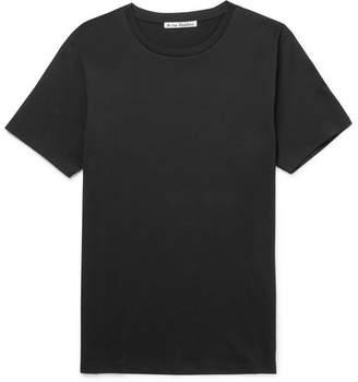 Acne Studios Measure Cotton-Jersey T-Shirt