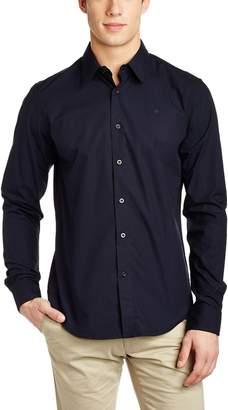 G Star Raw Men's Core Long Sleeve Button Down Shirt