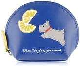 Radley Lemons small zip around coin purse