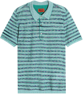 Missoni Open Weaved Polo