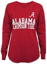 Juniors' Alabama Crimson Tide Split Tee