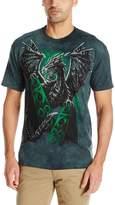The Mountain Men's Electric Dragon T-Shirt