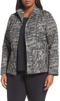 Lafayette 148 New York Plus Size Women's Britta Jacket