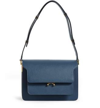 Marni Medium Leather Trunk Bag