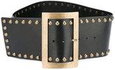 Philosophy Di Lorenzo Serafini studded large belt