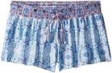Seafolly Boho Tile Boardie Girl's Swimwear