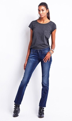 G Star Women's Midge Straight Leg Jean Jean