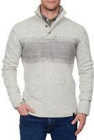 Victorinox Quarter Zip Wool Sweater