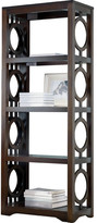 "Hooker Furniture Kinsey 80"" Etagere Bookcase"