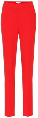 Tibi Beatle cropped slim pants
